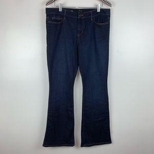Joe's Jeans Visionnaire Skinny Bootcut Jeans V3956